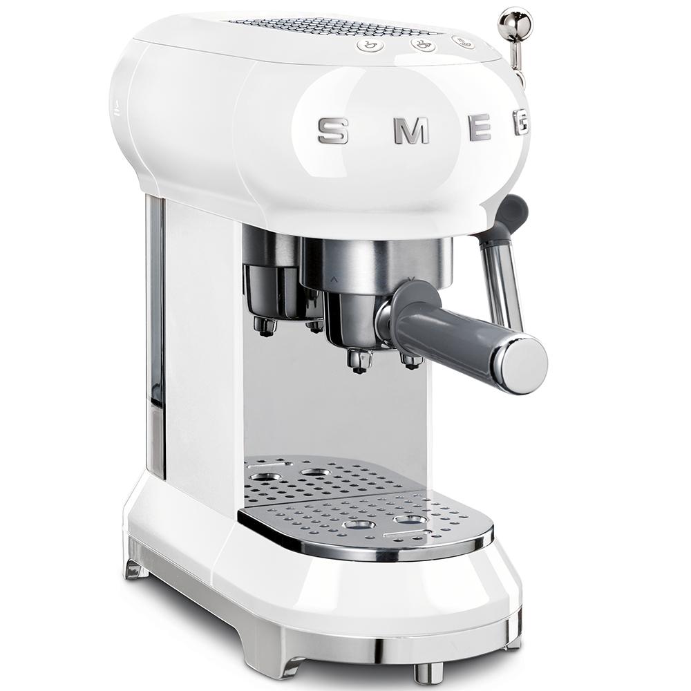 Espressomachine | Wit | ECF01WHEU - Smeg, fig. 1