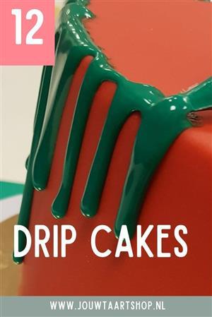 12 voorbeelden dripcakes