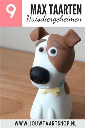9 taarten van Max de Terrier