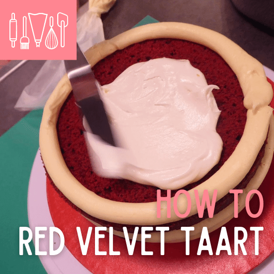 How To: Red velvettaart maken