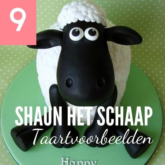 9 voorbeelden Shaun het Schaap