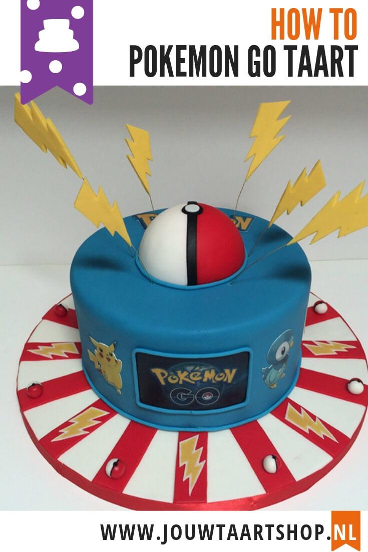 How To pokemon go taart