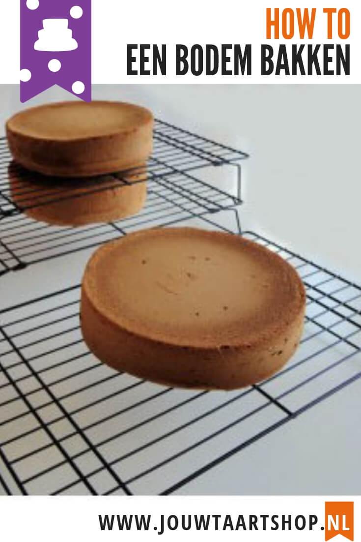 How To: Taartbodem bakken