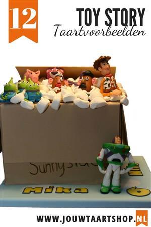 Toy Story taarten