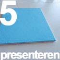 Stap 5 presenteren