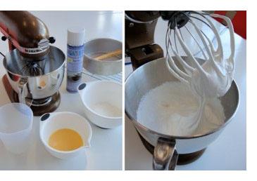 Benodigdheden om een taartbodem te maken