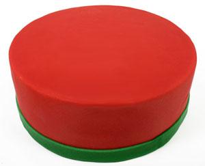 Basis voor een kersttaart