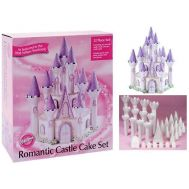 Wilton Romantic Castle Cake set, fig. 1