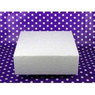Vierkante dummy 30 cm - 7 cm hoog, fig. 1