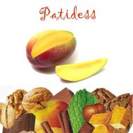 Smaakstof Mango 120 gr - Patidess, fig. 1