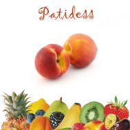 Smaakstof Perzik 120 gr - Patidess, fig. 1