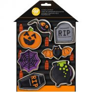Koekjesuitstekers halloween set/7 - Wilton, fig. 1