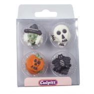 Suikerdecoratie halloween 12 st - Culpitt, fig. 1