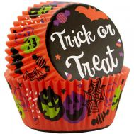 Trick or treat baking cups (75 st.) - Wilton, fig. 1