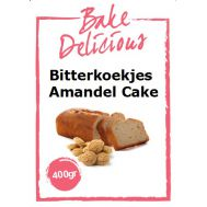 Mix voor Bitterkoekjes amandel cake - Bake Delicious, fig. 1