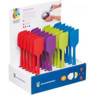Siliconen mini spatel  - Colourworks, fig. 2