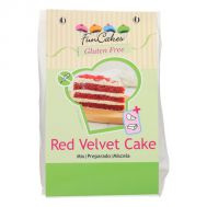 Glutenvrije mix voor Red velvet cake 400 gr, fig. 1