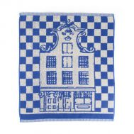 Keukendoek Canal Houses Royal Blue - Bunzlau Castle, fig. 1