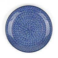 Ontbijtbordje 20 Cm Blue Diamond - Bunzlau Castle, fig. 1
