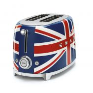 Broodrooster 2x2 | Union Jack | TSF01UJEU - Smeg, fig. 1