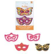 Masker uitsteker set/2 - Decora, fig. 1