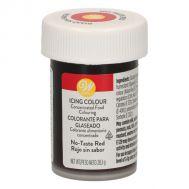Kleurgel rood zonder smaak (red no taste) kleurstof 28 gr - Wilton, fig. 1