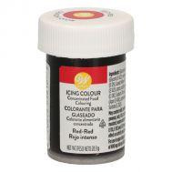 Kleurgel rood (red red) kleurstof 28 gr - Wilton, fig. 1