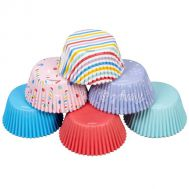 Kerstmix pastel baking cups (150 st.) - Wilton, fig. 1
