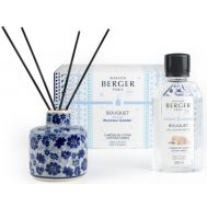 Maison Berger Parfum diffuser set Cotton Cares + Dragonfly - Bunzlau Castle, fig. 1