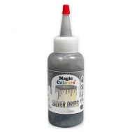 Drip metallic zilver - Magic colours, fig. 1