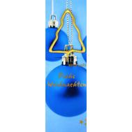 Sterretje Kerst kerstboom goud - Wondercandle, fig. 1