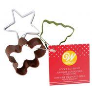 Koekjes uitsteker mini kerst set/3 - Wilton, fig. 1