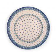 Pizza- Gebaksbord 33 Cm Royal Blue - Bunzlau Castle, fig. 1