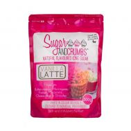 Suikerbakkerspoeder smaak vanilla latte 500 gr - Sugar and Crumbs, fig. 1