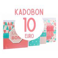 Kadobon 10 euro, fig. 1