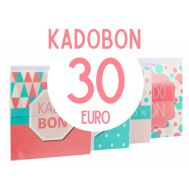 Kadobon 30 euro, fig. 1