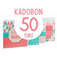 Kadobon 50 euro, fig. 1