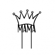 Taarttopper - Queen mama, fig. 1