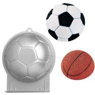 Voetbal bakvorm - Wilton, fig. 1