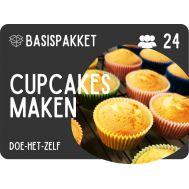 Basispakket Cupcakes maken, fig. 1