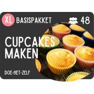 Basispakket Cupcakes maken XL, fig. 1