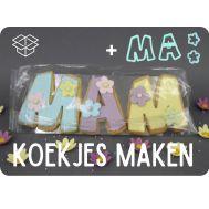 MAM koekjes - moederdagpakket, fig. 1