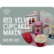 Red Velvet cupcakes - pakket, fig. 1