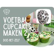 Voetbalcupcakes maken - pakket 2, fig. 1