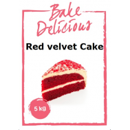 Mix voor Red velvet 5 kg - Bake Delicious, fig. 2