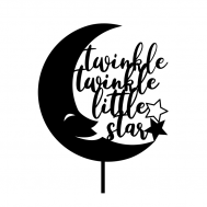 Taarttopper - Twinkle twinkle little star, fig. 1