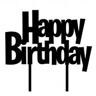 Taarttopper - Happy Birthday stoer, fig. 1