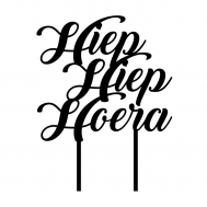 Taarttopper - Hiep Hiep Hoera, fig. 2