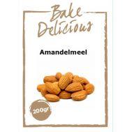Amandelmeel 200 Gr - Bake Delicious, fig. 2