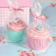 Cupcake zakje met karton 12 st. - Culpitt, fig. 1
